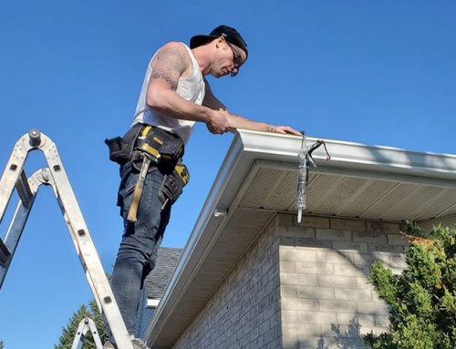 How Much Do Gutters & Eavestroughs Cost?