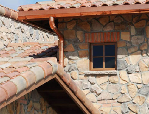 Why Choose Copper Gutters & Eavestroughs