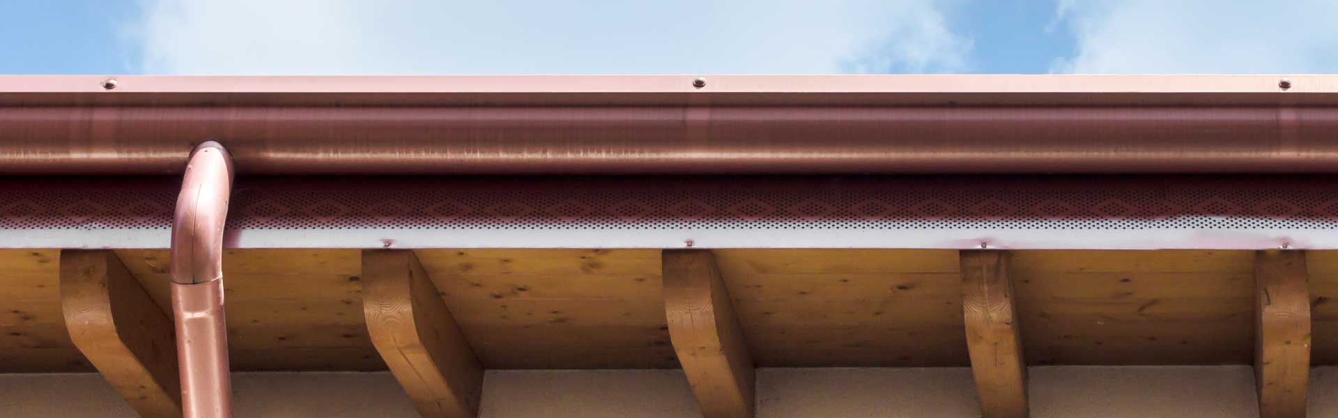 Copper Gutter Installation Company London Ontario