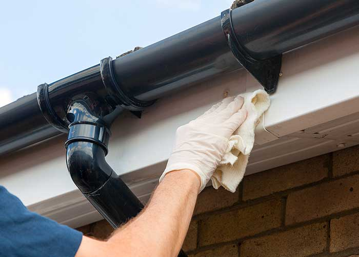 Quality Gutter Installation - London, Ontario
